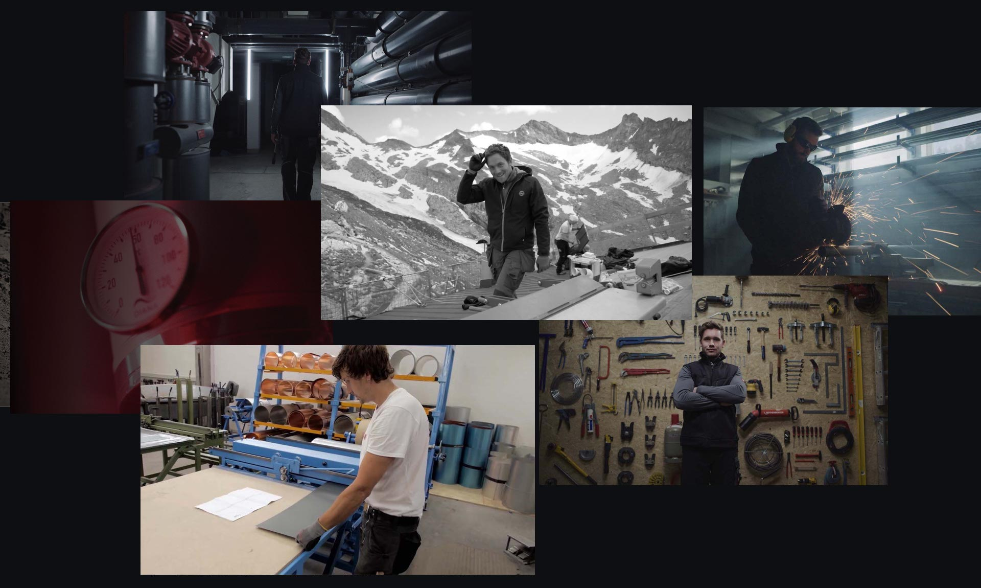 Collage Spengler